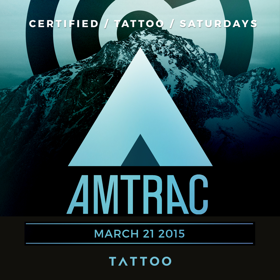 Certified: AMTRAC